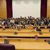 國際商務系系週會邀請學長姐蒞校分享在學求學心得與未來發展
