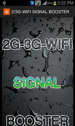 2G 3G 4G SIGNAL BOOSTER PRANK