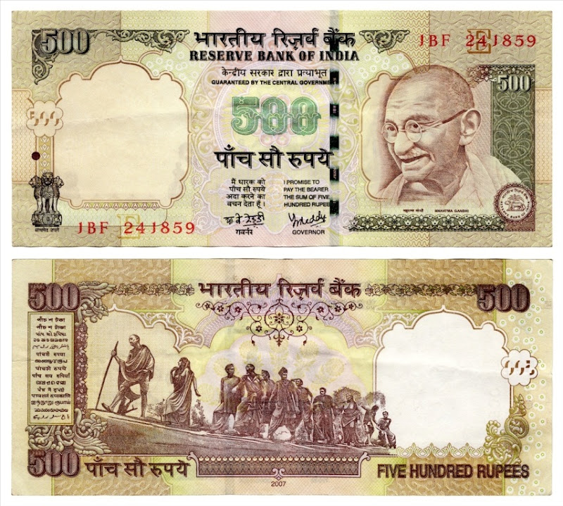 Technoscatter - Indian Currency