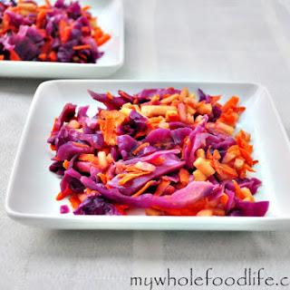 Carrot Slaw Sweet Recipes
