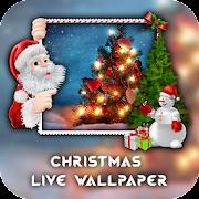 Christmas Live Wallpaper / Snow Fall Wallpaper