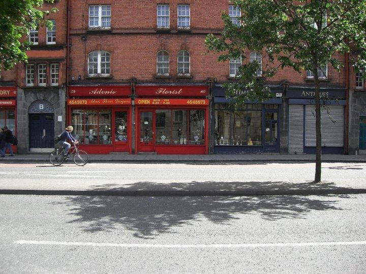 Strada di Dublino di Aliscioni Sara
