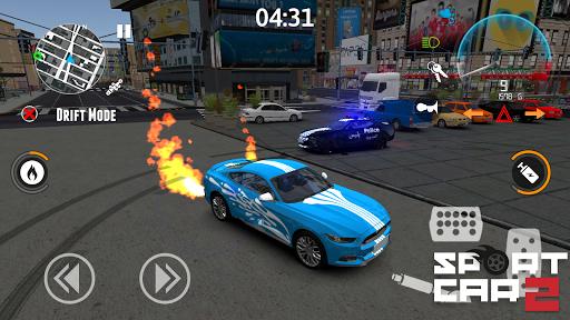Sport Car : Pro parking - Drive simulator 2019  screenshots 6