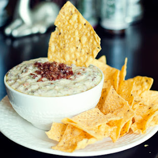 Cowboy Bacon Burger Dip