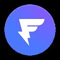 Flash Keyboard- Emoji Emoticon icon