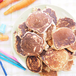 Lunchbox Apple and Cinnamon Pikelets Recipe