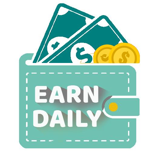 Earn Daily - Real Money App