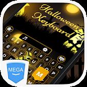Halloween Mega Keyboard Theme