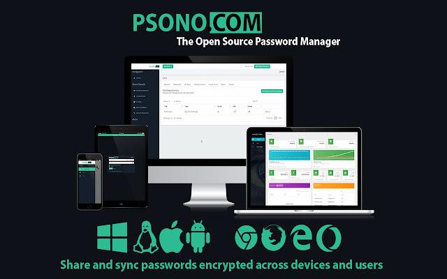 Psono - Free Password Manager
