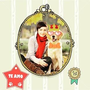 Pets photo editor - náhled
