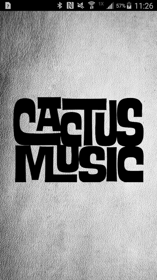Cactus Music- screenshot