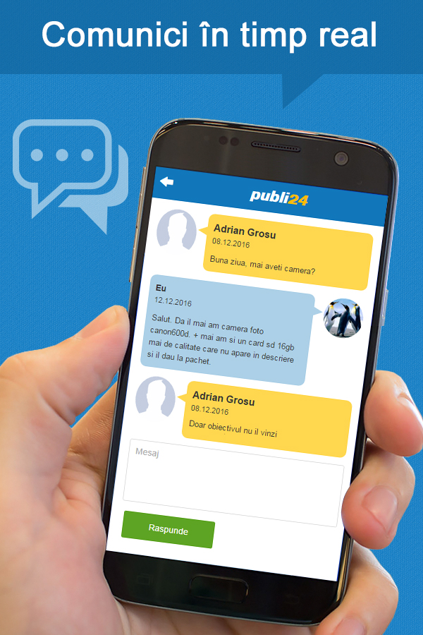 Publi24 - Anunturi gratuite - Android Apps on Google Play