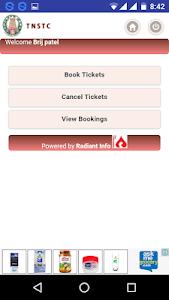 ST TamilNadu Bus Booking screenshot 2