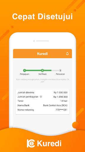 Kuredi – Pinjaman Dana Online Uang Cepat for PC