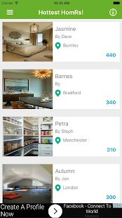 HomR - new way to find great ideas for your home- screenshot thumbnail