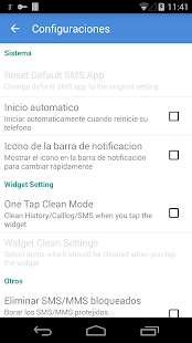 History Eraser - Privacy Clean: miniatura de captura de pantalla