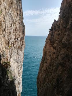 Il mare dall'alto