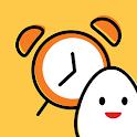 똑똑키즈 - 폰 사용 중단 캐릭터 알람 icon