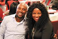 Abie Amen and Osa Amen photo