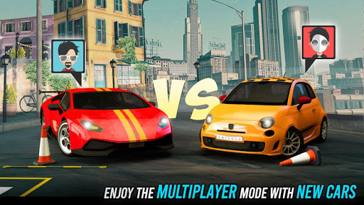 Modern Car Drive Parking 3d Game - Car Games 3.75 Screenshots 6