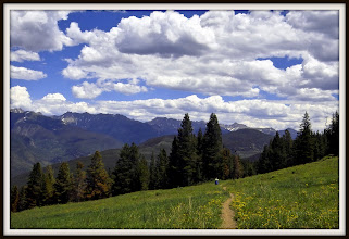 Photo: Above Vail, CO