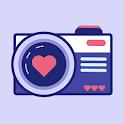 Selfie Collage – PIP photo & Photo to GIF icon