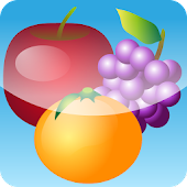 Fruits PUZZLE -simple & cute-