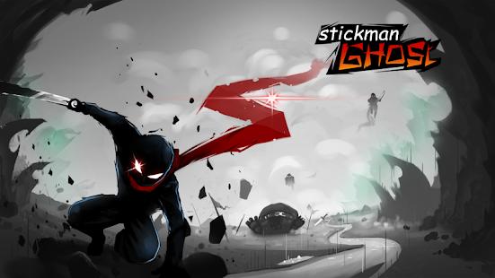 Stickman Ghost Warrior mod apk