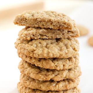 Chewy Oatmeal Cookies.