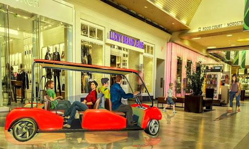 Shopping Mall Radio Taxi: Car Driving Taxi Games 3.0 screenshots 1