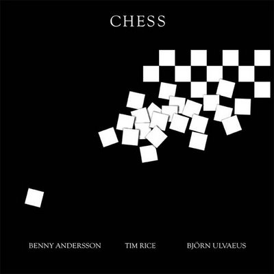 1986 Chess The Musical History - Carolus Chess