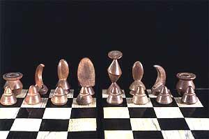 max ernst 1891 1965 carolus chess