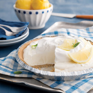 Easy Lemon Icebox Pie