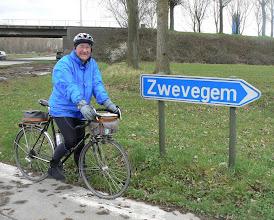 Photo: En route pour Zwevegem (Pointage BPB)