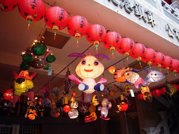 北港- 朝天宮兔年賞花燈 眾星雲集的元宵晚會!