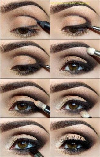 10000+ Eye Makeup Step By Step HD (Offline) 1.1 screenshots 12