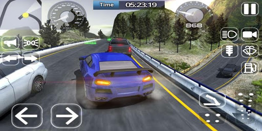 Extreme Traffic Racing apktreat screenshots 2