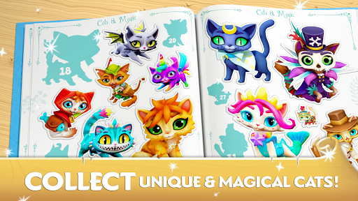 Cats & Magic: Dream Kingdom 1.4.101675 screenshots 7