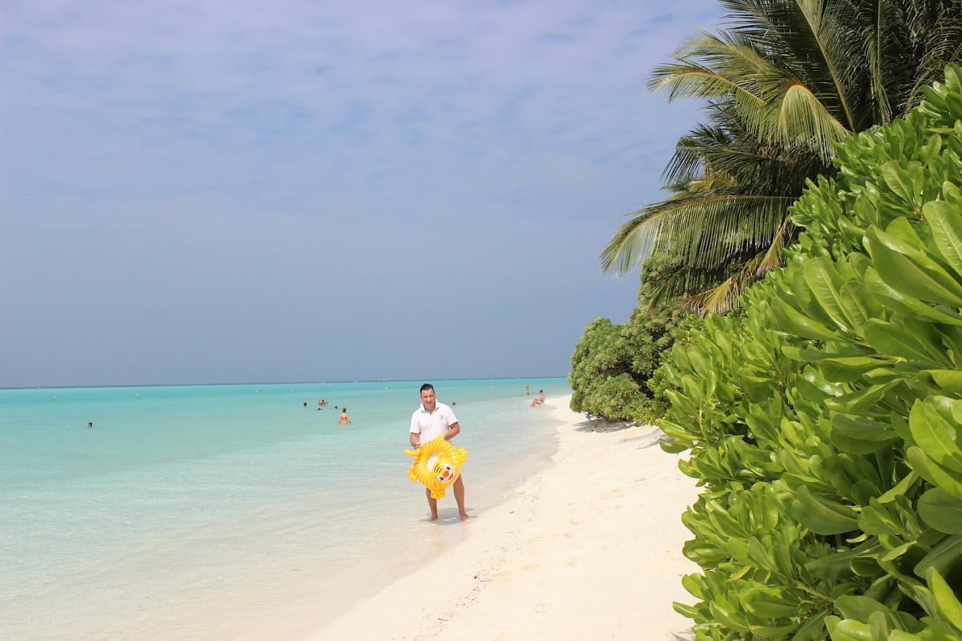 Пляж острова Тодду (Thodoo beach)