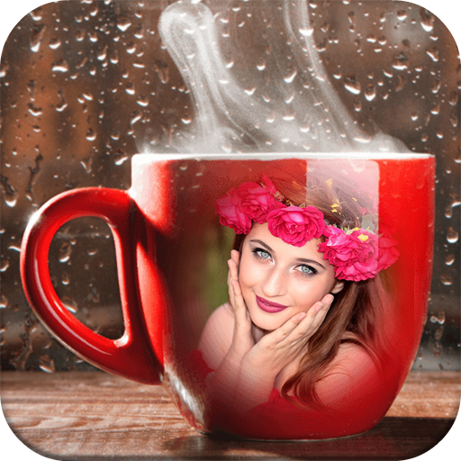 Coffee Mug Frames for Pictures Icon
