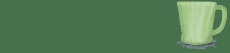 アンティークのファイヤーキングのジェダイDハンドルマグカップ