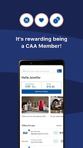 CAA Mobile For Android 5