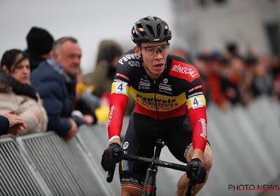 Belgisch kampioen veldrijden kent zijn wegkalender