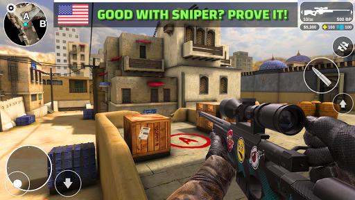 Counter Attack - Multiplayer FPS 1.2.39 screenshots 4