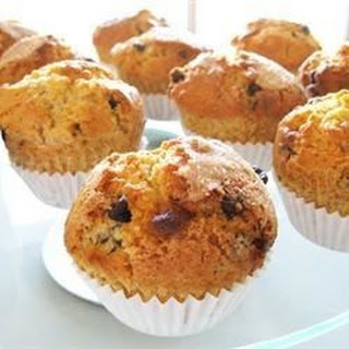 Chocolate Chip Muffins Without Butter Recipes