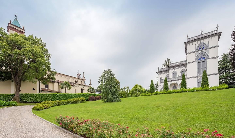 Villa avec terrasse Lesa