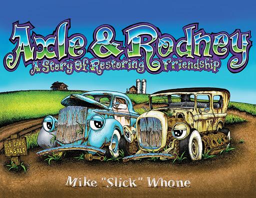 Axle & Rodney cover
