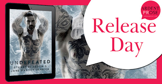 Undefeated by Stuart Reardon & Jane Harvey-Berrick