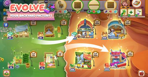 Craftory - Idle Factory & Home Design filehippodl screenshot 7