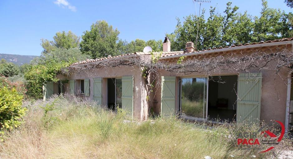 Vente maison 6 pièces 160 m² à Seillans (83440), 440 000 €